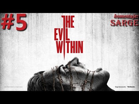 Zagrajmy w The Evil Within odc. 5 Zakamarki umysłu Rozdział 5 1 2