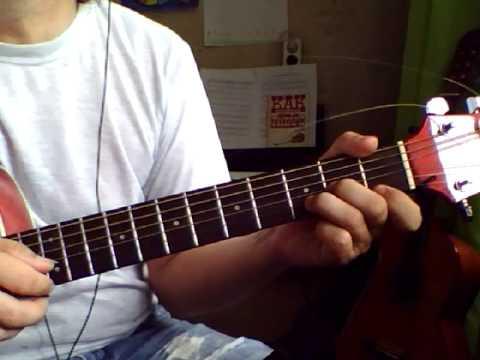 Я водяной. Аккорды на гитаре