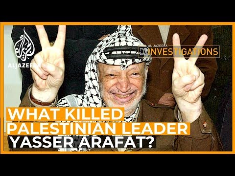 Al Jazeera Investigates - What Killed Arafat?