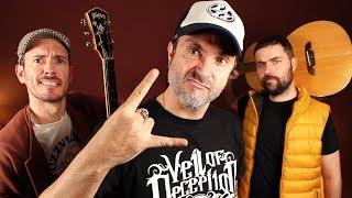 CLÁSICOS DEL METAL CON GUITARRA ACUSTICA!?! Metallica, Pantera, Iron Maiden...