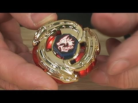Beyblade Toys Lightning L-Drago Super Vortex Metal Fusion Battle Toys Review Unboxing