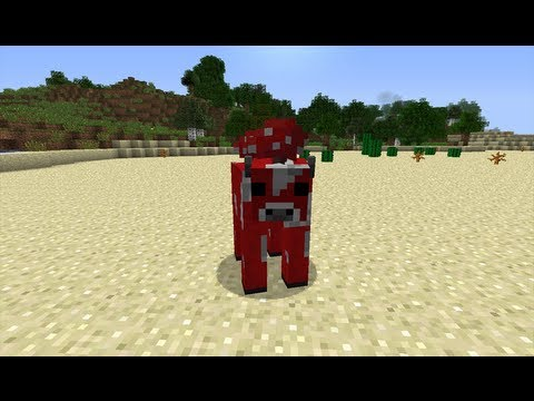 The Lost Mooshroom - Minecraft