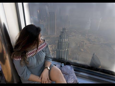 Dubai Vlog/ Aakritie