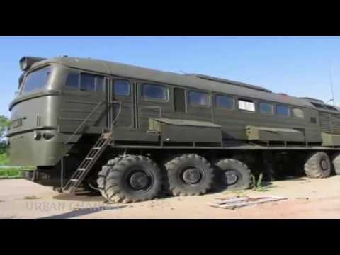 Техника СССР Мегамашина