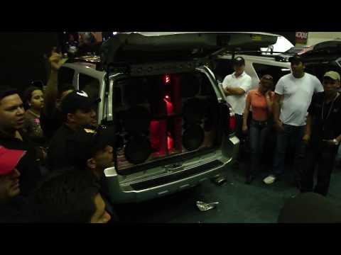TERCERA VALIDA NACIONAL DE SOUND CAR SAN CRISTOBAL 2009 LA VERGATARIA DE MARACAIBO