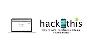 download lagu How To: Install Backtrack 5 On An Android Device gratis