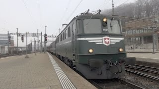 The Queen of Gothard, the Ae 6/6 Locomotive - Swiss Trains