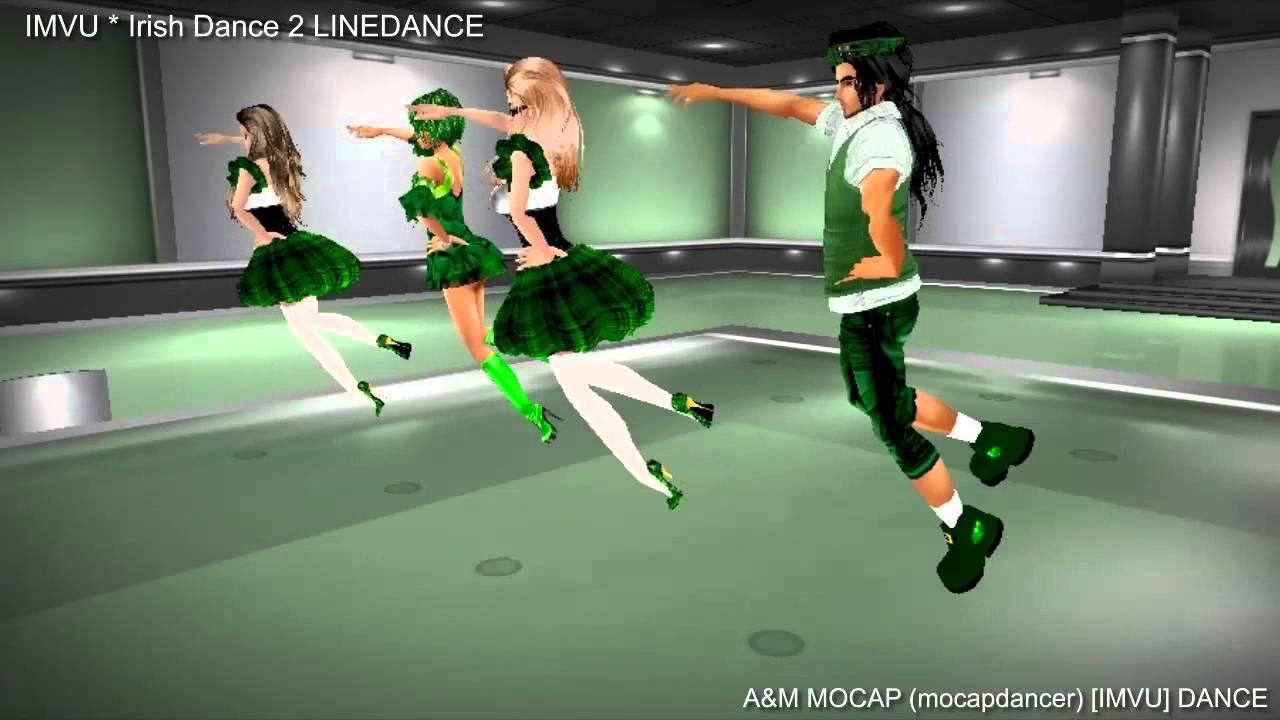 Motion Dance Motion Capture Dance