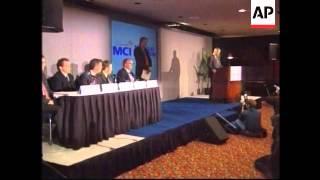 USA - Worldcom and MCI merger