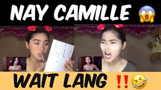 I TRIED FOLLOWING NAY CAMILLE'S UPDATED MAKE UP TUTORIAL AND THIS WHAT HAPPENED!