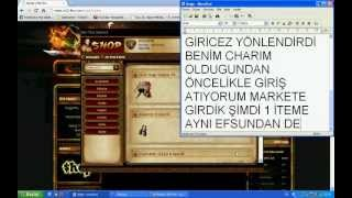 Metin2 item shop bugu