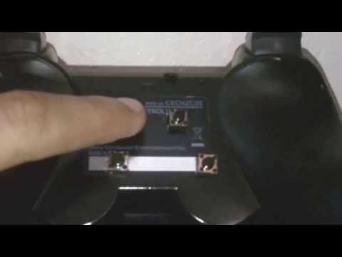 Homemade Custom Modded PS3 Controller Review #1