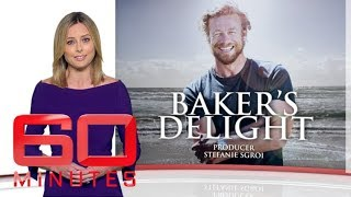 Baker's Delight - At home with Aussie actor Simon Baker | 60 Minutes Australia