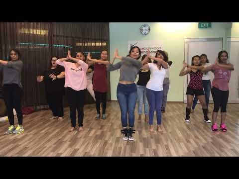 Cheez Badi Hai Mast Mast || Udi Udi Jaye || Dance Bollywood International || Singapore