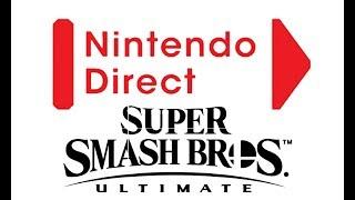 Nintendo Smash Ultimate Direct - Switch 2.0 Specs - Days Gone Delayed  - Canceled Level 5 Game