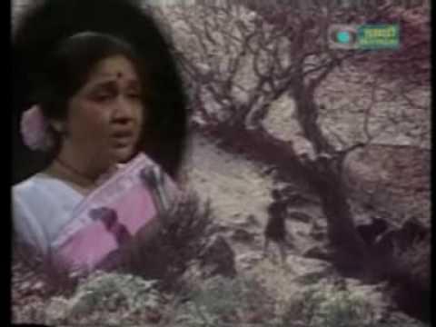 Asha Bhosle - Marathi Live - jambhul piklya jhadakhali