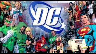 2014 DC COMICS PREPARA 14 PELICULAS! - Batman VS Superman, Aquaman.