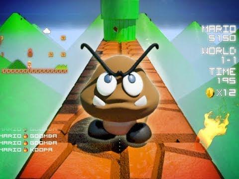 First Person Mario