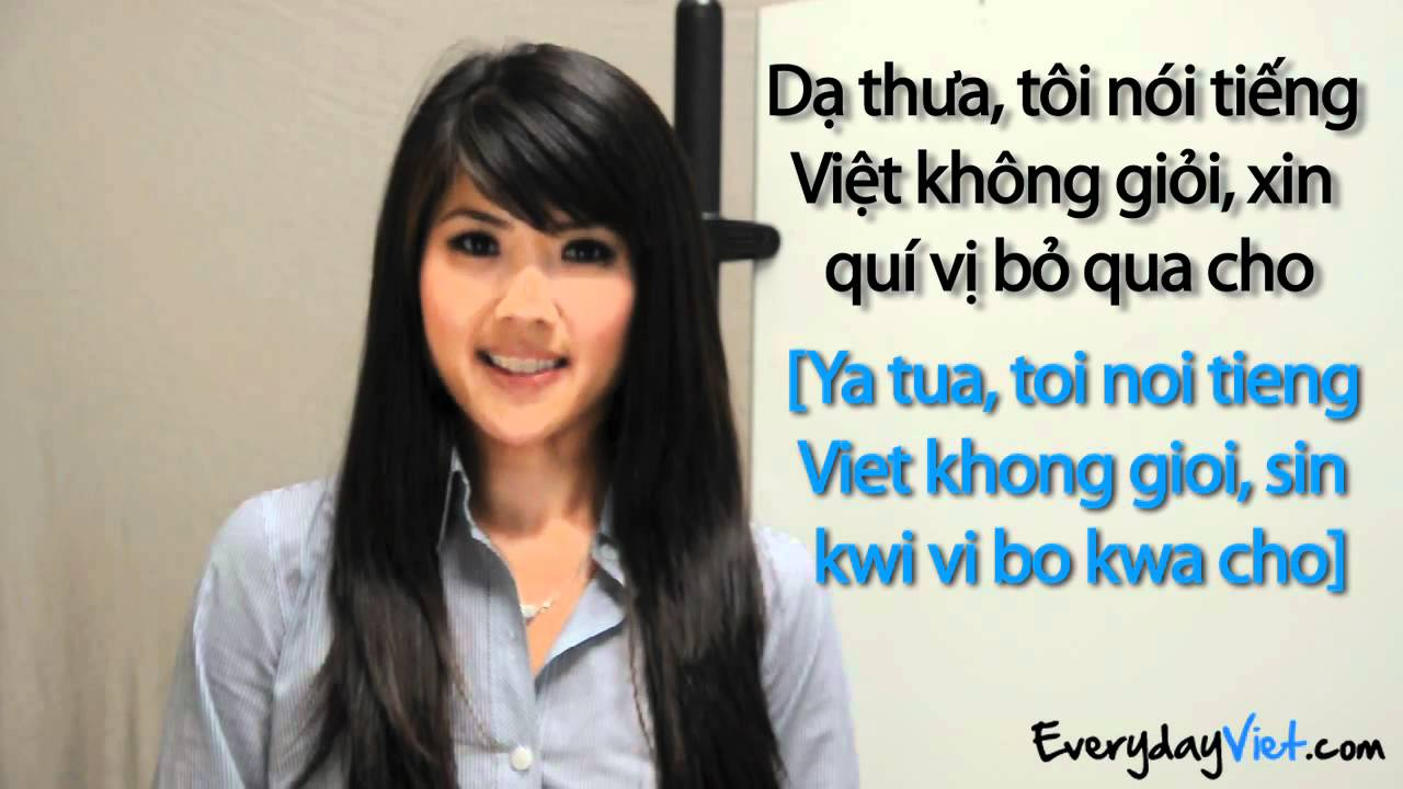 Learn to speak Vietnamese with vocabulary, grammar by Phu Vang