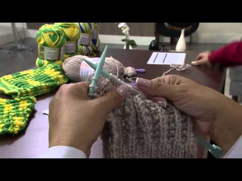Mulher.com 12/05/2014 Noemi Fonseca - Cachecol e gorro copa feminino