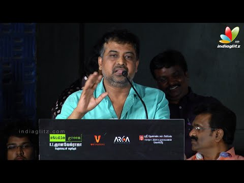First Day People Said Bahubali is a Flop - Lingusamy | Prabhas, Ramya Krishnan | Success Meet