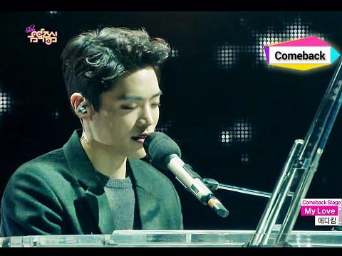 Comeback stage Eddy Kim My Love 에디킴 My Love Show Music core 20150124