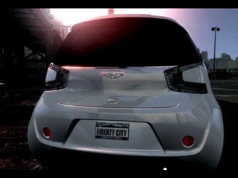 Aston Martin Cygnet 2011