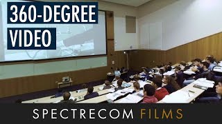 360-Degree University of Nottingham Campus Video Tour - 360° Video Example | Spectrecom Films
