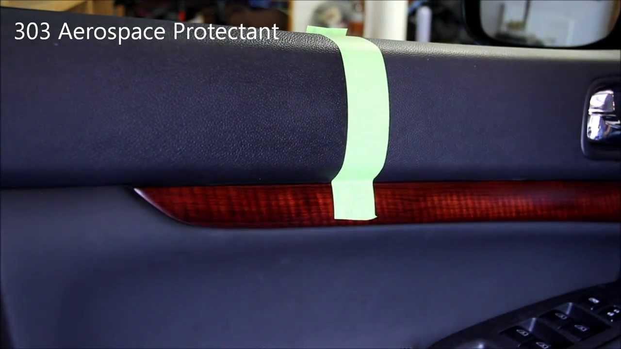 303 aerospace protectant vs einszett cockpit premium interior protectants youtube. Black Bedroom Furniture Sets. Home Design Ideas