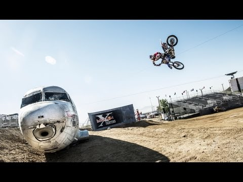Freestyle Motocross at Glen Helen - Red Bull X-Fighters 2013