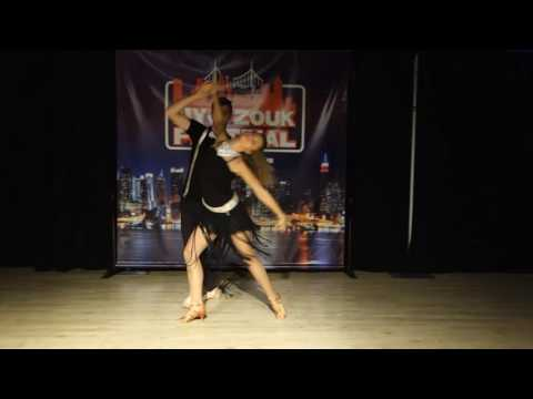 00118 NYCZF2016 Lucia and Jakub ~ video by Zouk Soul