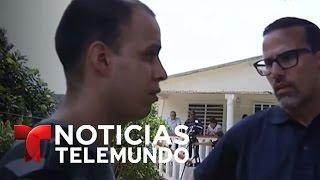 En shock la familia del tirador de Fort Lauderdale | Noticiero | Noticias Telemundo