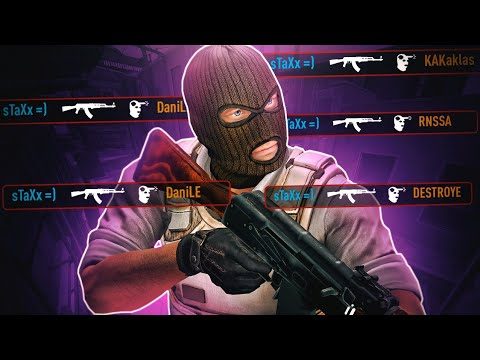 """MI MEJOR JUGADA EN CSGO🤯"" Counter Strike: Global Offensive #326 -sTaXx"