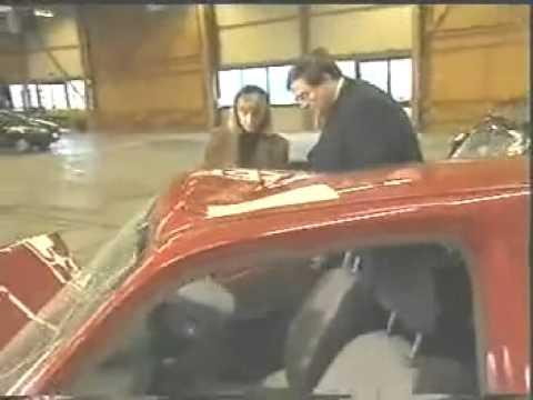 Euro NCAP, Top Gear, 1997