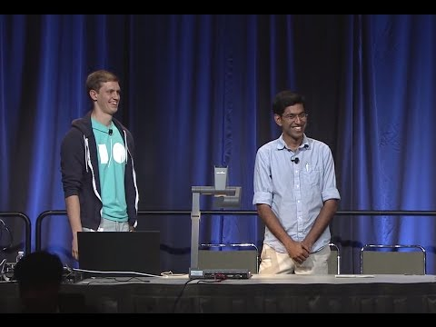 Google I/O 2014 - Less code, more services, better Android apps