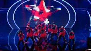 Diversity - Britain's Got Talent 2010 - Semi-final 1