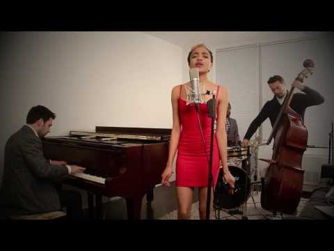 "Dark Horse - ""Gothic R&B / James Bond""- style Katy Perry Cover ft. Ashley Stroud"