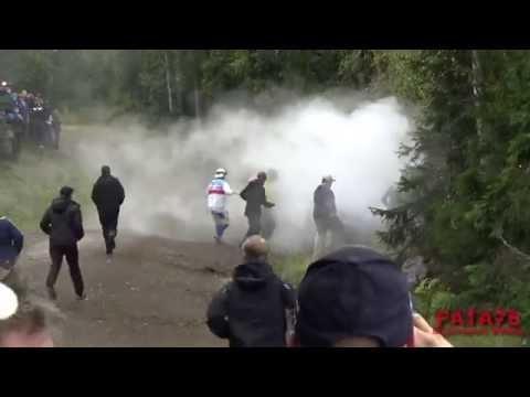 ABC Ralli 2016 (crash & action)