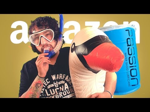 55 GALLONS OF PASSION LUBE • AMAZON PRIME TIME