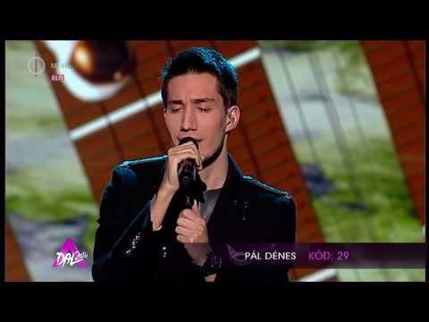Pál Dénes - Brave New World -- A Dal 2014 Döntő