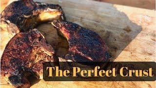 How to Sear a Pork Chop - On the Grill or Cast Iron Skillet