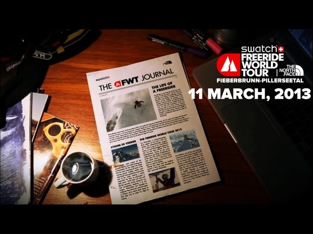 Road to Verbier - The FWT Journal, March 11