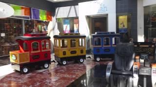 Train ride @ Washington Square Mall 09-12-2015