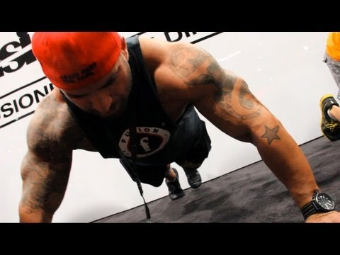 THE 2013 OLYMPIA WEEKEND: THANK YOU FUSION BODYBUILDING FANS
