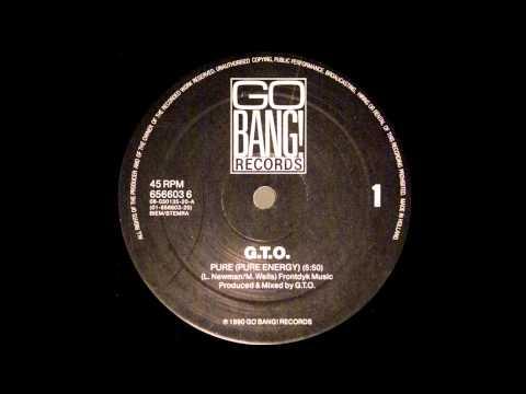 G.T.O. - Pure (Pure Energy) 1990