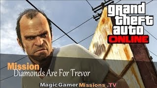 GTA 5 Online ™ | Diamonds Are For Trevor | Hard Mode