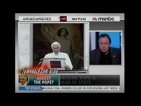 Christopher Hitchens: Arrest The Pope!