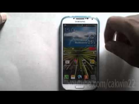 ... disable Screen Lock Di HP Samsung Galaxy S4 Android 4.3 (Jelly Bean