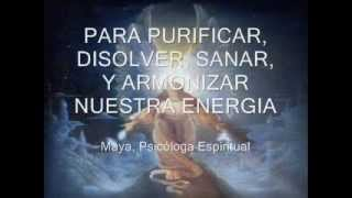 ARMONIZACION ENERGETICA CON ANGELES 2A EDICION.wmv Original maya333god