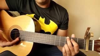 Main hu tu ho| Days of Tafree| Arijit singh| Intro guitar lesson